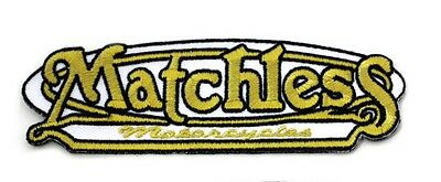 Matchless Motorcycles (Oval Patch)