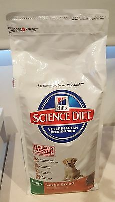 Hill's Science Diet - Large Breed Puppy Dry Food 3kg