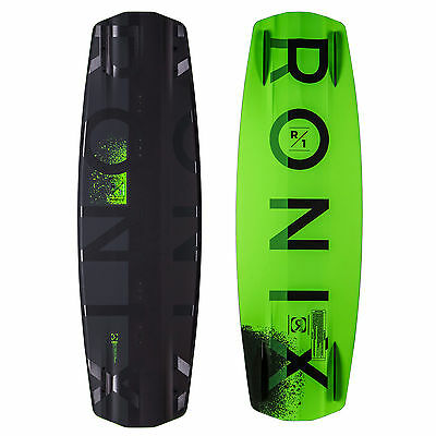 2017 Ronix One Timebomb I-Beam Construction Wakeboard