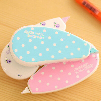8M Correction Roller Tape Corrector School Stationary Office Supply