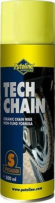 Grasa Cadena Putoline Tech Chain  Ceramic Wax 500Ml