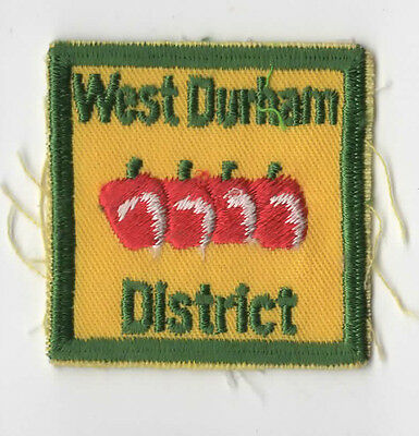 Scouts Canada Ontario West Durham District - ONW08b