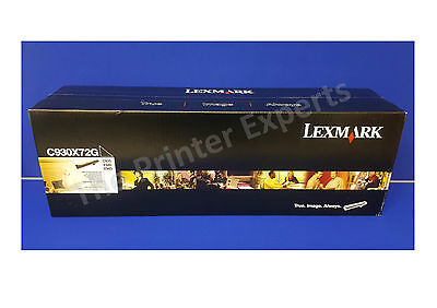 Lexmark C935, X940e, X945e C930X72G Black Original Photoconductor Unit