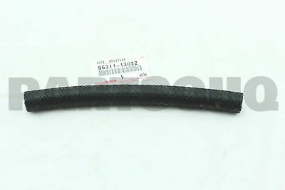 9531113022 Genuine Toyota HOSE, FUEL(FOR BREATHER TUBE) 95311-13022