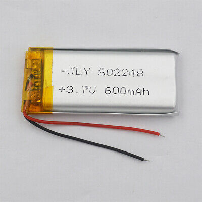 3.7v 560 mah Polymer Li ion Lithium cells for GPS ipod MP3 MP4 Tablet PC 602248