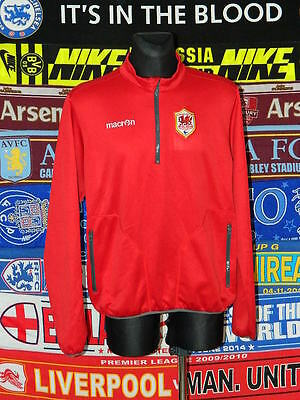 4/5 Cardiff City adults XXL 2011 long sleeves football top