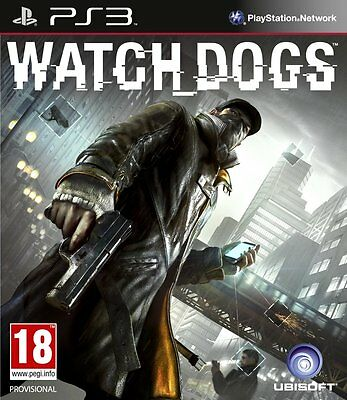 Watch Dogs | uncut | deutsch | Playstation 3 PS3 | NEU