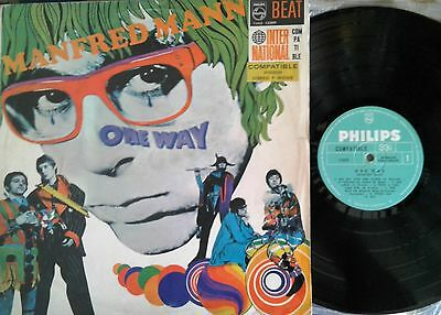 # Manfred Mann ONE WAY VENEZUELA '68 MEGA RARE BEAT  LP-S00806