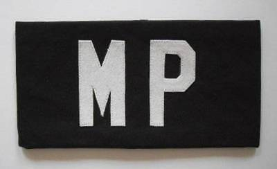Wwii. United States Army. Military Police Armband.