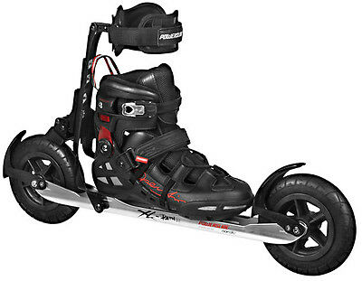 Powerslide XC Path Nordic Skating Roller blades Fitness Rollerblades - Size 39