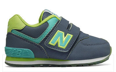 New Balance Kv574 Hook And Loop