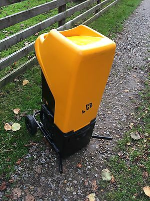 JCB GSB1800 240v Shredder Good Working Order