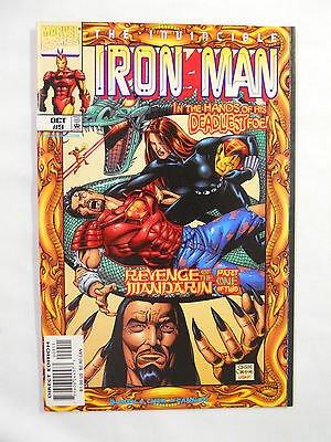 Marvel Comics Iron Man #9 (1998)