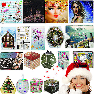 Technic Christmas Cosmetic Advent Calendar Various styles Surprise Gift Present