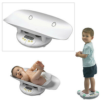 Eletronic Digital Baby Toddler Bath Scale Kids Infant Weight Portable Weighing