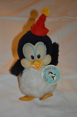 Vintage Chilly Willy Walter Lantz Penguin California Stuffed Toys Plush 1982 7""