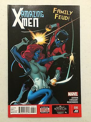 Amazing X-Men #6 1st Print 2014 BACK ISSUE SALE THIS MONTH