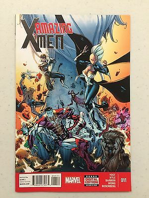 Amazing X-Men #11 1st Print 2014 BACK ISSUE SALE THIS MONTH