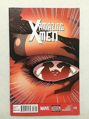 Amazing X-Men #18 1st Print 2014 BACK ISSUE SALE THIS MONTH