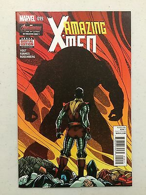 Amazing X-Men #19 1st Print 2014 BACK ISSUE SALE THIS MONTH