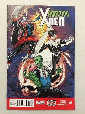 Amazing X-Men #13 1st Print 2014 BACK ISSUE SALE THIS MONTH