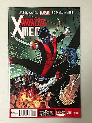 Amazing X-Men #1 1st Print 2014 BACK ISSUE SALE THIS MONTH