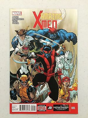 Amazing X-Men #5 1st Print 2014 BACK ISSUE SALE THIS MONTH