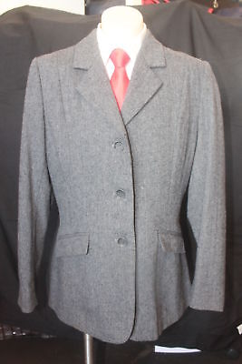 Dublin Childs Tweed Hunter Jacket. Size 12
