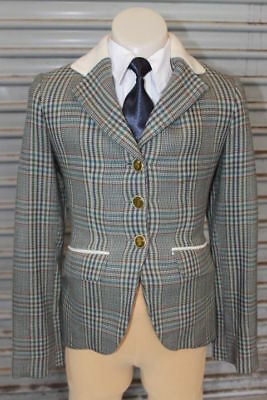 Childs Tweed Hunter Jacket. Size 8