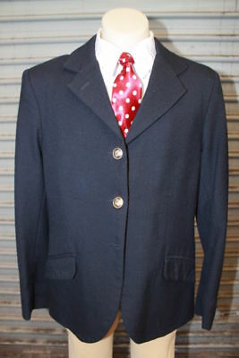 K Ritchie Childs Jacket. Navy. Size 12