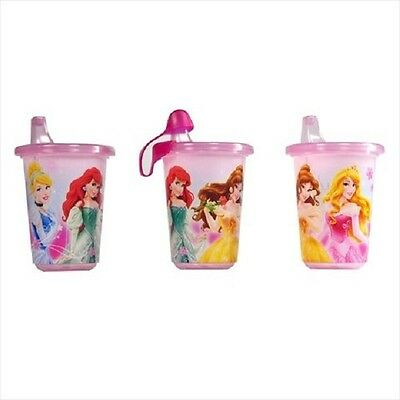 First Years Y9014 10 Oz Assorted Disney Princesses Sippy Cup, New