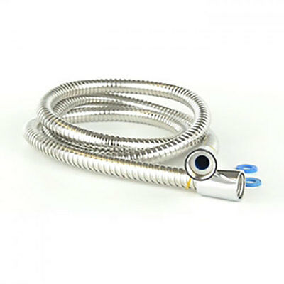 1.75m Chrome Stainless Steel Shower Hose | Fits all Shower Heads | ASH175