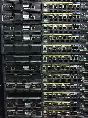 Cisco 7301-2DC48 Router W/Rack Mount DC 256/128 3GE Ports NPE-G1 1 Year Warranty