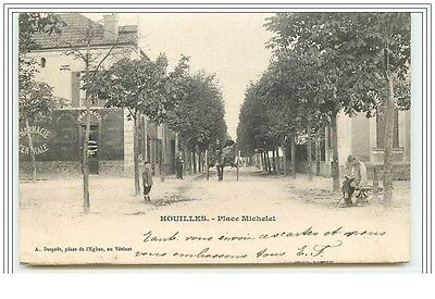 HOUILLES Place Michelet Pharmacie Centrale