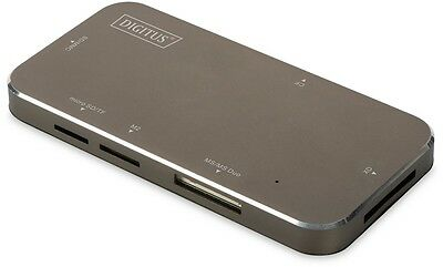 Digitus Card Reader All in One USB 3.0 Supports T-Flash Lesegerät