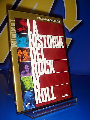 Pelicula EN DVD LA HISTORIA DEL ROCK AND ROLL buen estado