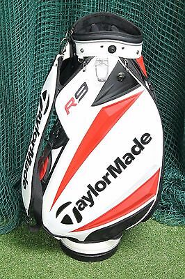 Taylormade R9 Tp Tour Staff Bag / White Red / 6-Way Divider / 49842