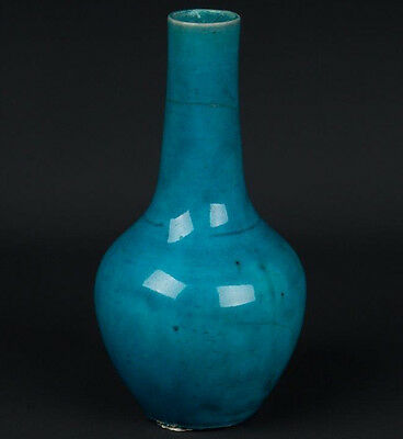 China 18. Jh. Qing - A Chinese Porcelain Vase 'repaired' - Chinois Vaso Cinese