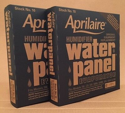 Aprilaire #10 Humidifier Water Panel