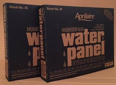 Aprilaire #35 Humidifier Water Panel