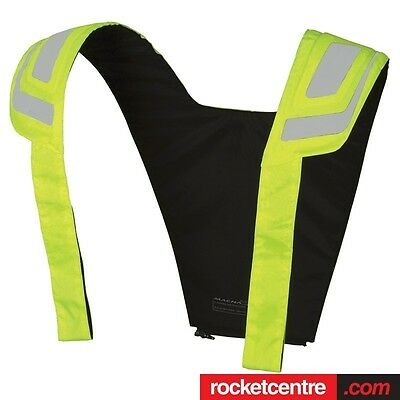 Macna Factory Vision Vest N Yellow Fluo Sale Accessories Size Medium