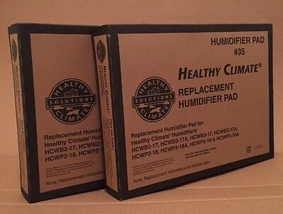 Healthy Climate X2661 #35 Humidifier Water Panel