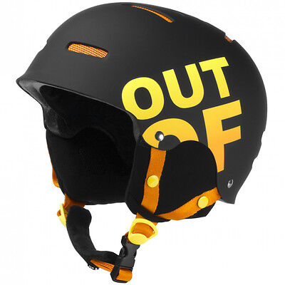 Casco da Snowboard Out Of WHIPOUT BLACK/RED