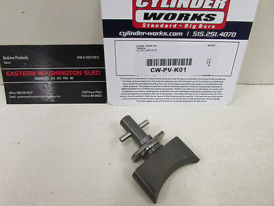 Yamaha Yz 250 Cylinder Works Power Valve Exhaust Valve 1999-2015