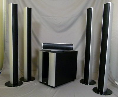 teufel 5 1 home theater lt3 power edition lautsprecher system eur 351 00 picclick de. Black Bedroom Furniture Sets. Home Design Ideas