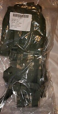 New In Bag Us Military Issue Fighting Load Carrying Vest Molle Acu