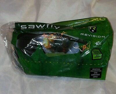 Us Military Issue Revision Sawfly Sunglasses Brand New In Bag