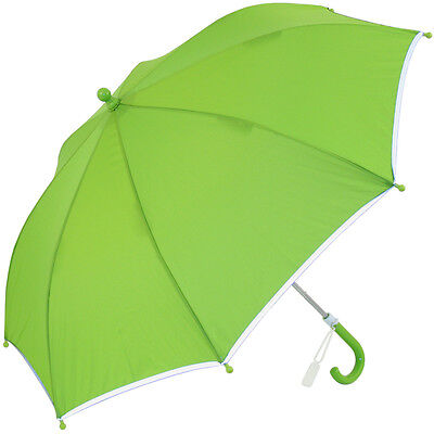 Kidz High-Viz Childs Umbrella - Green