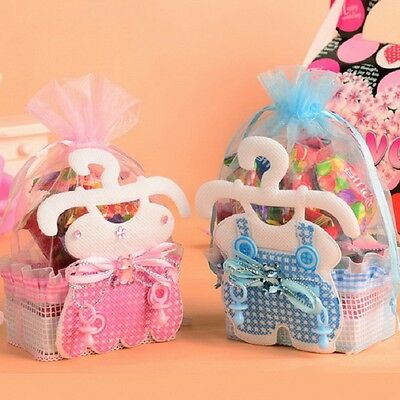 Baby Shower Christening Gift Bags Boy Girl Suit 12 pieces