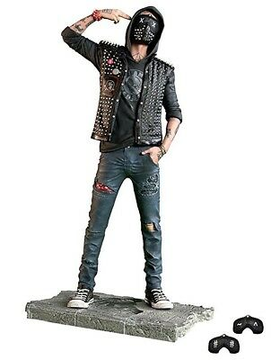 Ubisoft Watch Dogs 2 - Wrench 24cm Statue